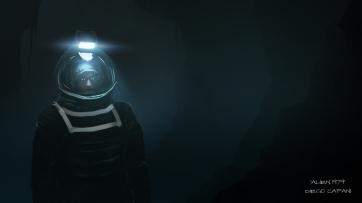 Alien 1979 - Diego Capani