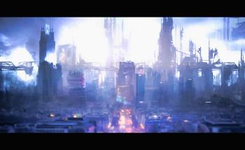 Sci-fi City - Diego Capani