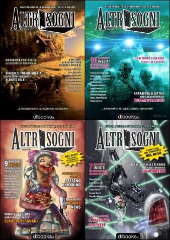 Altrisogni Composizione Cover (nn 1-4)